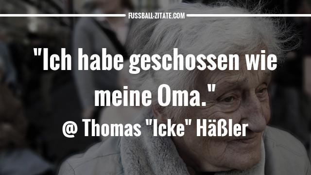 thomas häßler zitate sprüche
