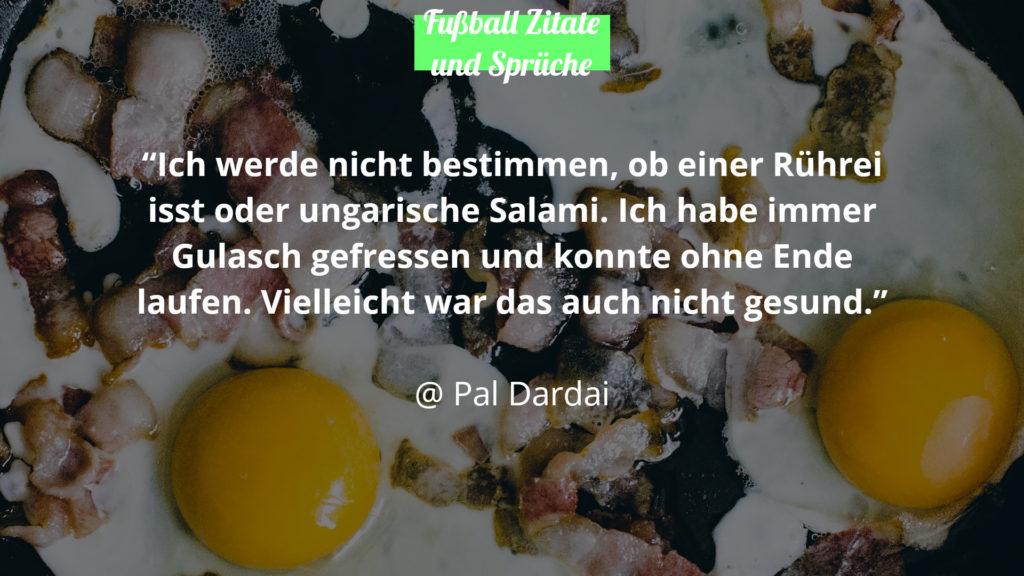 Pal Dardai Fußball Zitate Sprüche Salami